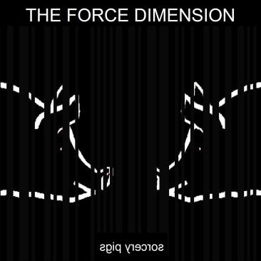 tfd album design sorcery pigs hoog contrast sym met tekst en effect barcode 2
